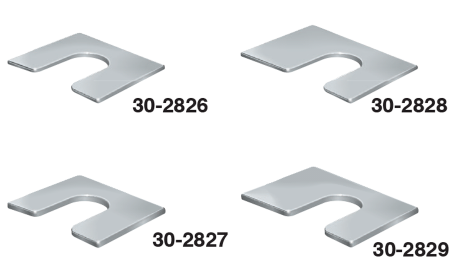 Body Panel Alignment Shims