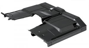 Floor Pan Assembly