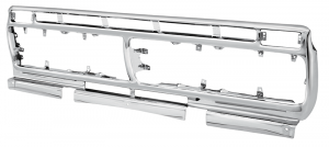 1973-77 Grille Shell-Chrome Steel