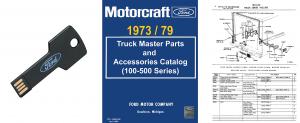Master Parts Catalog - USB