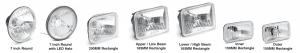 Custom Headlights for Chevy & GMC