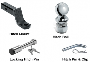 Receiver Hitch Components ... For All Your Towing Needs
