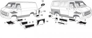 Steel Repair Panels