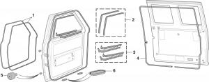 Door and Window Components