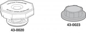 Radiator/Coolant Caps