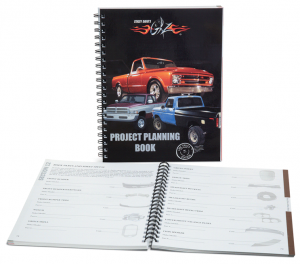 Stacey David's Gearz Project Planning Book