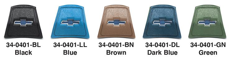 Chevy Horn Button Caps