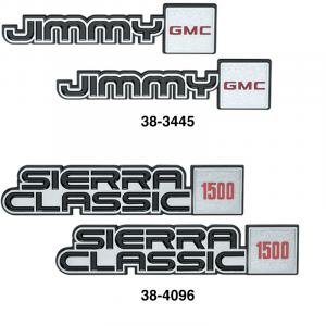 Fender Emblem Sets