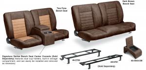 LMC Signature Series Bench Seat