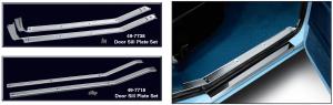 Aluminum Door Sill Plate Set