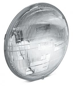 High-Performance Halogen Headlight