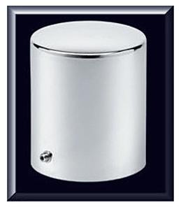 Chrome Oil Filter Cover