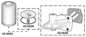 Spin-on Oil Filter Adaptor