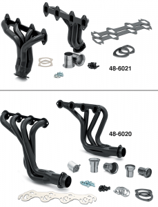 Exhaust Headers ... Bolt On up to 20% Horsepower Increase