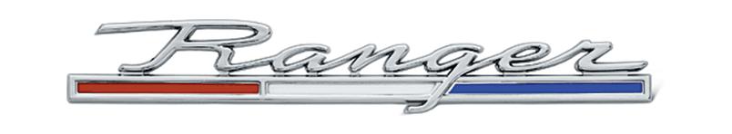 Quarter Panel Emblem