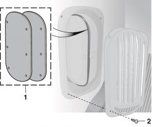 Air Vent Components