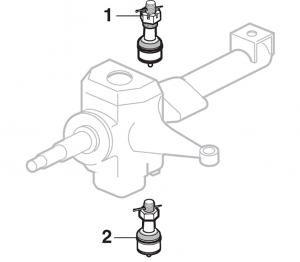 Ball Joints - 4WD
