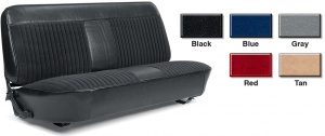 Velour Bench Seat Reupholstery Kit