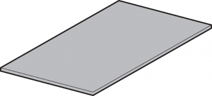 Battery Hold Down and Battery Mat