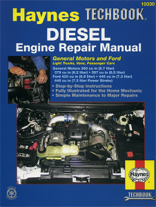 Haynes Diesel Engine Repair Manual
