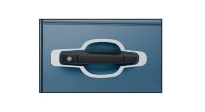 Stainless Steel Door Handle Trim