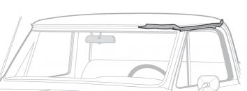 Side Roof Channel Kit