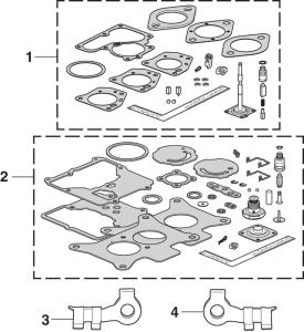 Carburetor Repair Kits