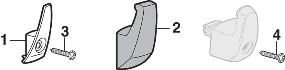 Coat Hook Components