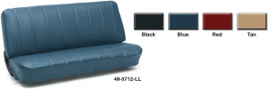 Vinyl Reupholstery Seat Kits ... A Perfect Fit in Your Truck