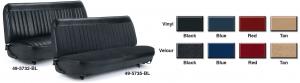 Bench Seat Kits