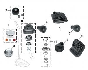 Floor Shift Components