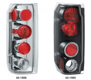 Styleside and Bronco Custom Tail Light Sets