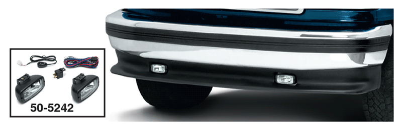 Front Valance Enhances Your Truck's Styling