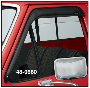 Side Window Deflector Set