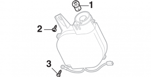Utility Lamp Components - Engine Compartment