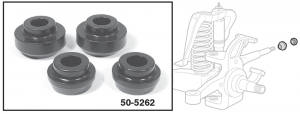 Polyurethane Radius Arm Bushing Sets