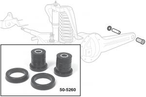 Polyurethane Axle Pivot Bushing Sets