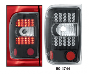 LED Tail Light Set … The Future of Automotive Lighting