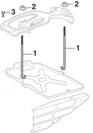Battery Tray Components