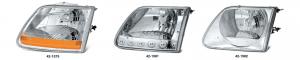 Custom Headlight Sets - Models Built After 7/96