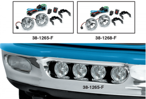 4WD Bumper Fog Light and Driving Light Sets