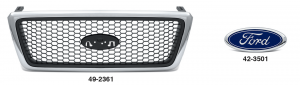 Honeycomb Style Grilles