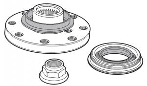 Pinion Flange Kit - 8.8