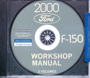 Shop Manual CD-ROM