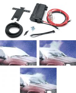 Heated Windshield Washer Kit