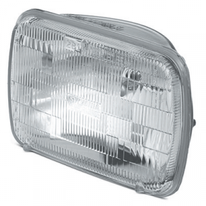 High-Performance Halogen Headlights for Sealed Beam Headlights