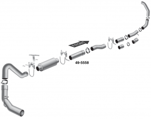Diesel Performance Exhaust System … Bolt-On Performance