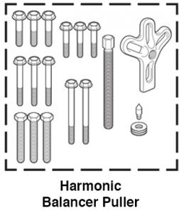 Harmonic Balancer Puller
