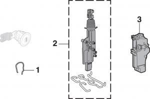 Door Locks and Actuators