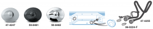 Rear License Lamp